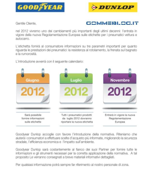 Pneumatici: la nuova Etichetta gomme. Conosciamola meglio !! 2