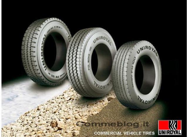 Euromaster: Uniroyal è nuovo partner per gomme e pneumatici autocarro