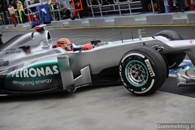 Formula 1 2012: GP d'Australia tra Cinturato e PZero