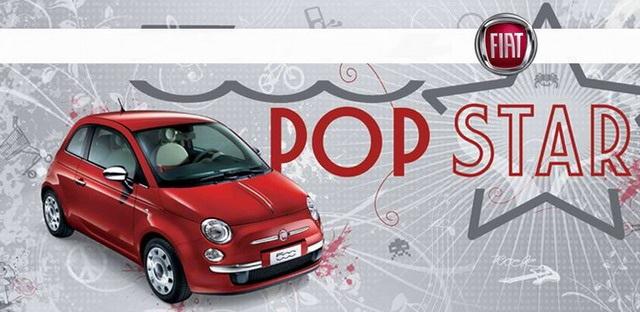 Fiat 500 Pop Star: è nata una nuova stella della gamma 500 13