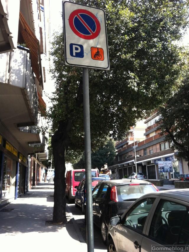 Parcheggio Disabili: Porsche NO ma Consiglieri Comunali SI ?? 2