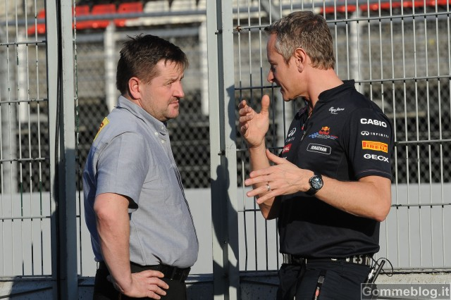 Formula 1 2012: Pirelli annuncia la nuova monoposto per i test 2012 2