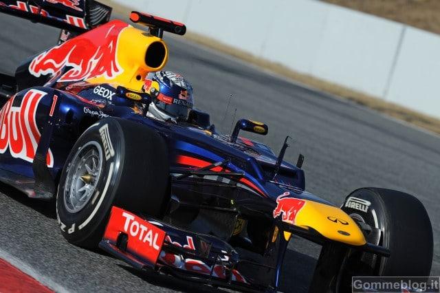Formula 1 2012: il Gran Premio di Cina dal punto di vista degli pneumatici
