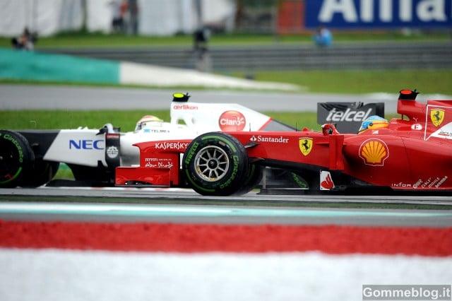 Ferrari 2012: a Sepang Ferrari Alonso è davanti a tutti 2