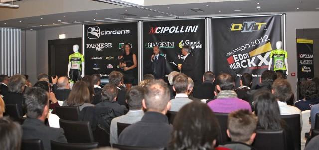 Ciclismo Gran Fondo Eddy Merckx: 10 giugno 2012, Rivalta di Brentino Belluno (VR) 2