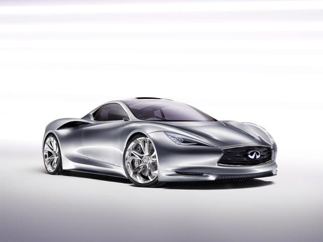 Infiniti EMERG-E: un'elettrizzante nuova prospettiva sulle auto sportive