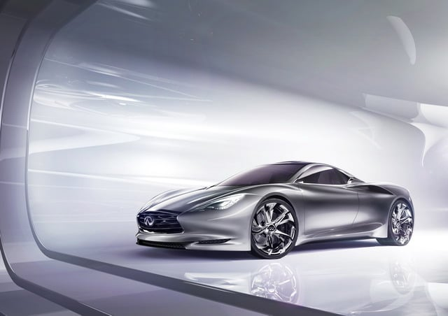 Infiniti EMERG-E: un'elettrizzante nuova prospettiva sulle auto sportive 5