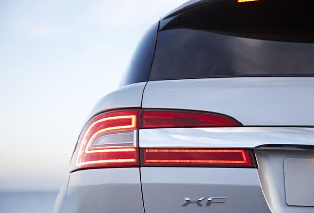 Jaguar XF Sportbrake: sportività e spaziosità al Top 6