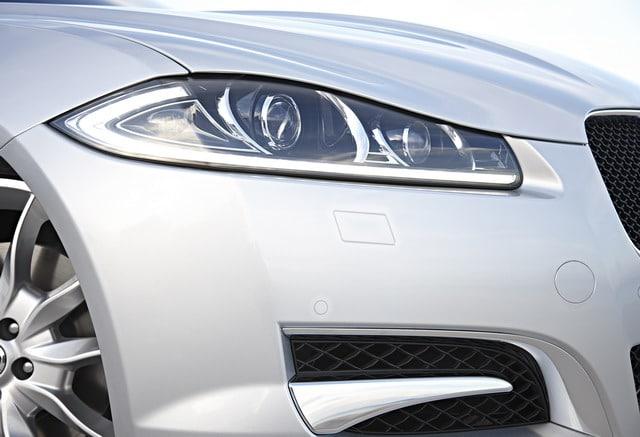 Jaguar XF Sportbrake: sportività e spaziosità al Top 3