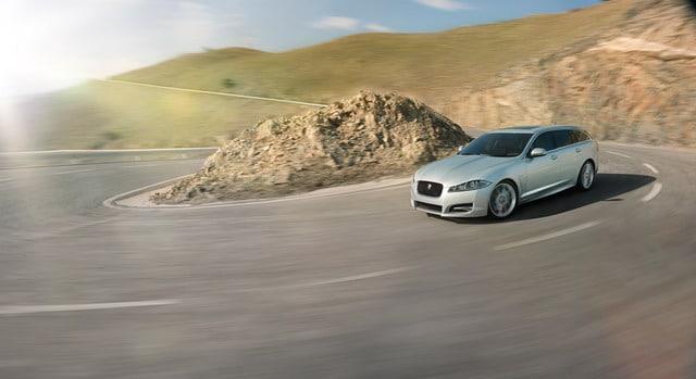 Jaguar XF Sportbrake: sportività e spaziosità al Top 4