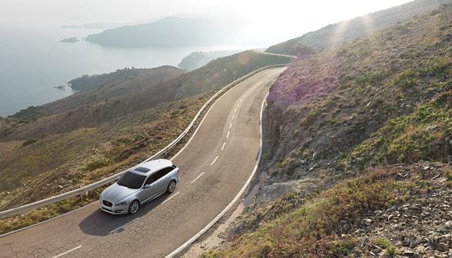 Jaguar XF Sportbrake: sportività e spaziosità al Top 2