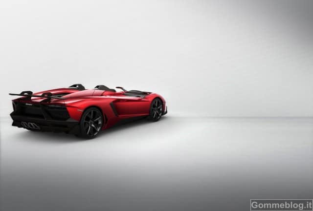 Lamborghini Aventador J 5