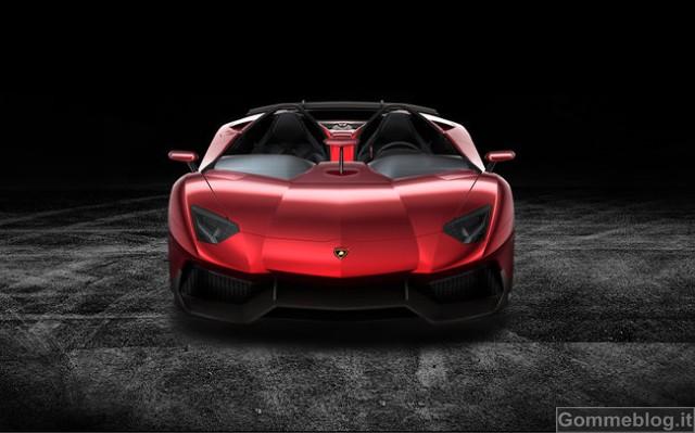 Lamborghini Aventador J 4