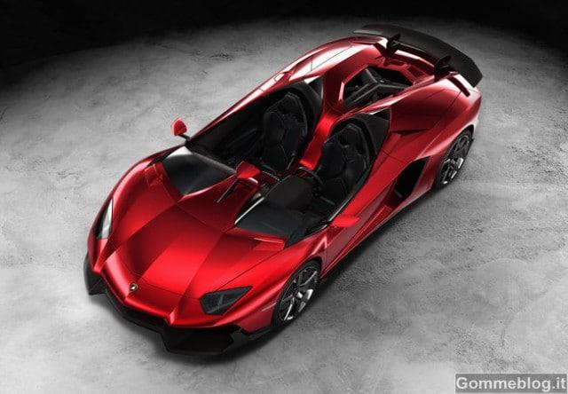Lamborghini Aventador J: grande successo in tutto il mondo
