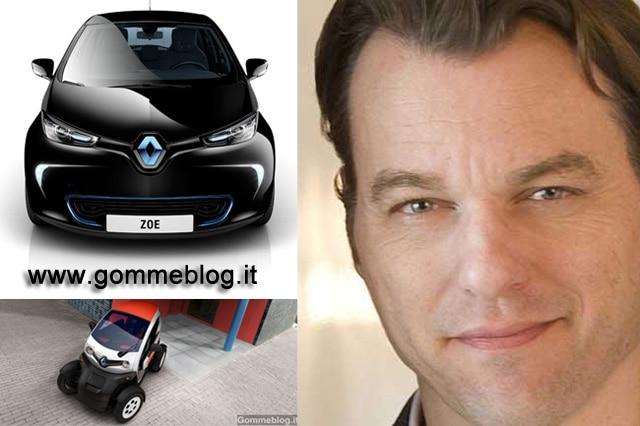 Renault: facciamo il punto su design e modelli con Laurens Van Den Acker (Direttore Design industriale)