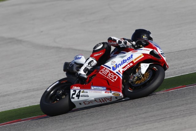 CIV 2012: Michelin in Superbike e Supersport 2