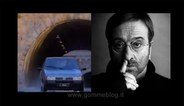 Lucio Dalla: FIAT lo ricorda con lo Spot Fiat Uno Fire 1992