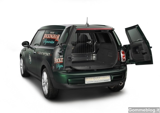 MINI Clubvan Concept: più spazio allo stile 2