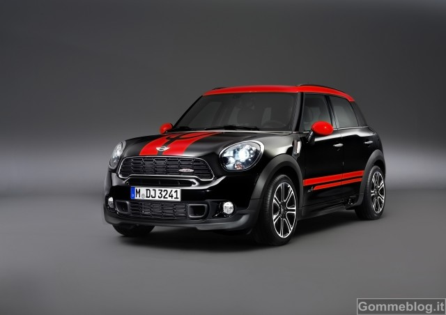 Mini Countryman John Cooper Works: Potenza al Top [FOTO] [VIDEO]