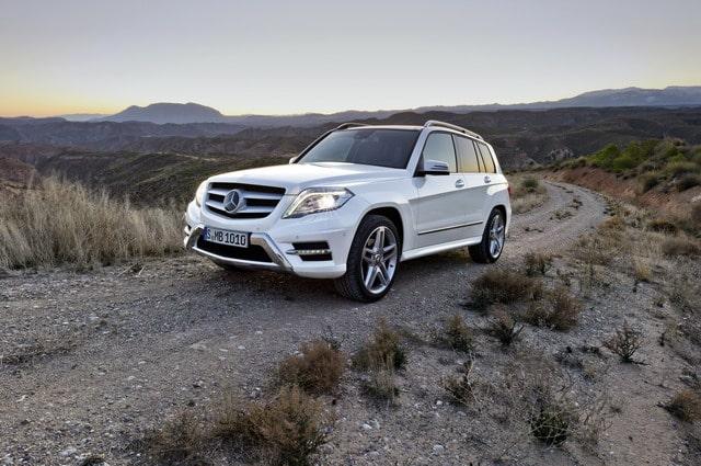 Mercedes-Benz GLK Nuova Generazione 4