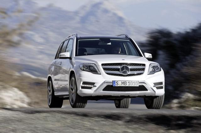 Mercedes-Benz GLK Nuova Generazione
