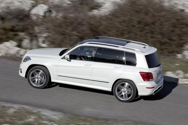 Mercedes-Benz GLK Nuova Generazione 3