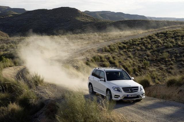 Mercedes-Benz GLK Nuova Generazione 2