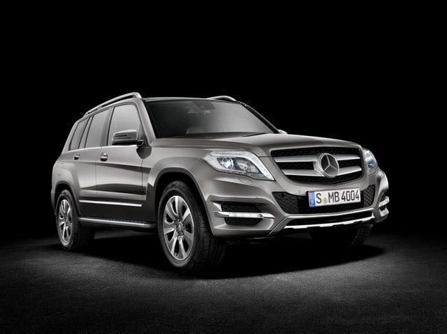 Mercedes-Benz GLK Nuova Generazione 5