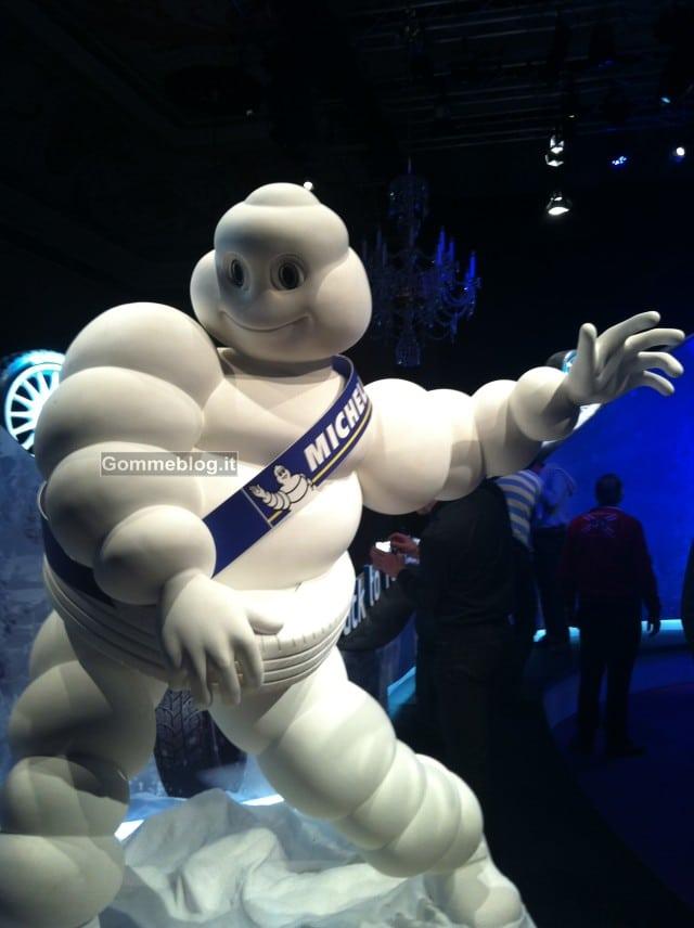 Etichetta Pneumatici: Le gomme Michelin