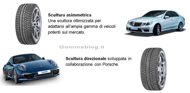 Michelin Pilot Alpin 4 (PA4) 2