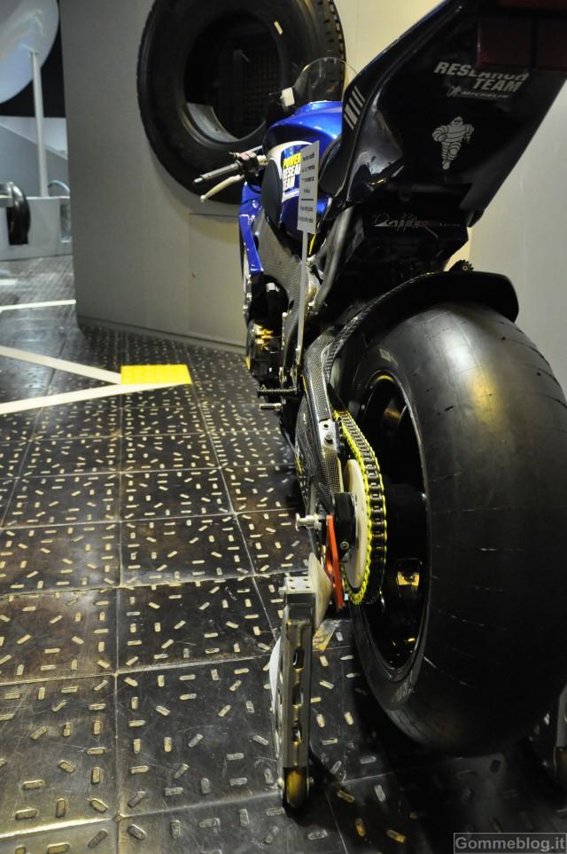 Michelin gomme moto: la competizione come laboratorio tecnologico 2
