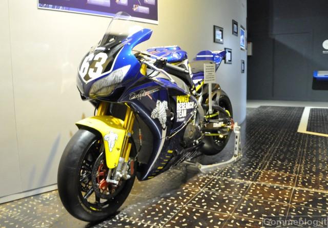 Michelin gomme moto: la competizione come laboratorio tecnologico