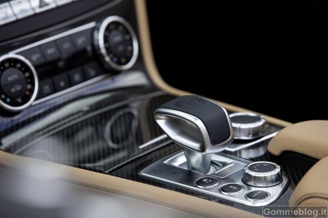 Nuova Mercedes-Benz SL 65 AMG: 630 CV e 1000 Nm per prestazioni superlative 5