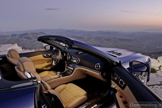 Nuova Mercedes-Benz SL 65 AMG: 630 CV e 1000 Nm per prestazioni superlative 4