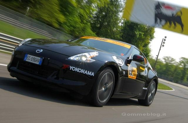 Pneumatici Yokohama e Driving Camp: tra gomme e sicurezza stradale