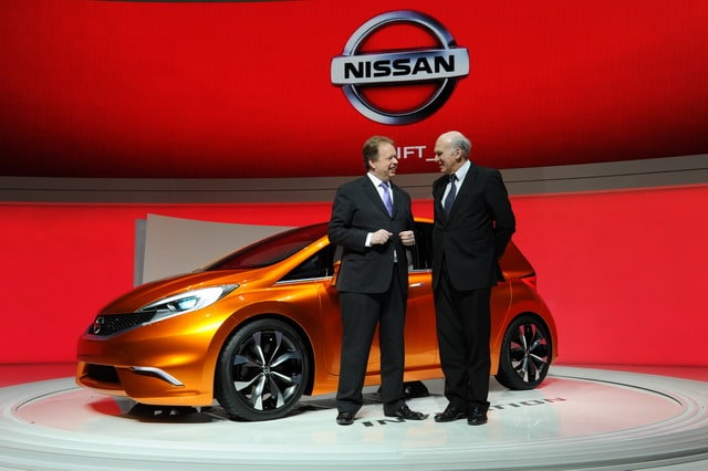 Nissan INVITATION: nuovo Concept presentato al Salone di Ginevra 2012   1