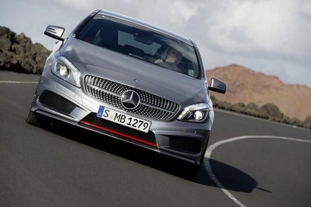 """Nuova Mercedes Classe A: """"A"""" come """"attacco"""" 5"""