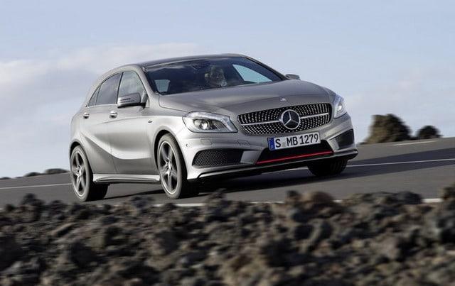 """Nuova Mercedes Classe A: """"A"""" come """"attacco"""""""