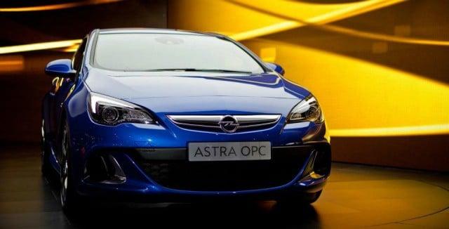 Opel al Salone di Ginevra 2012: tra Mokka e Astra OPC e …