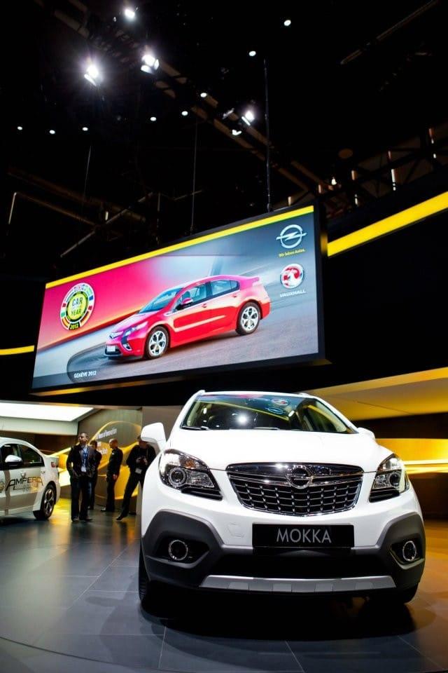 Opel al Salone di Ginevra 2012: tra Mokka e Astra OPC e … 2