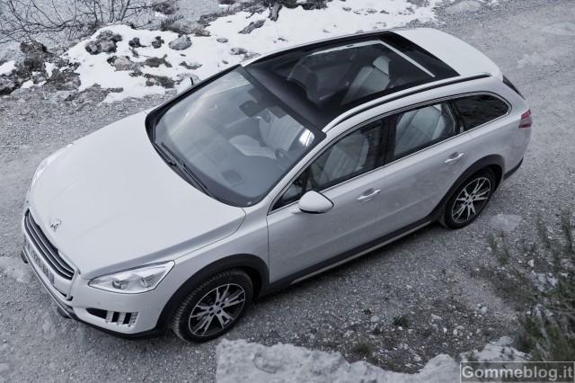 Peugeot 508 RXH 6