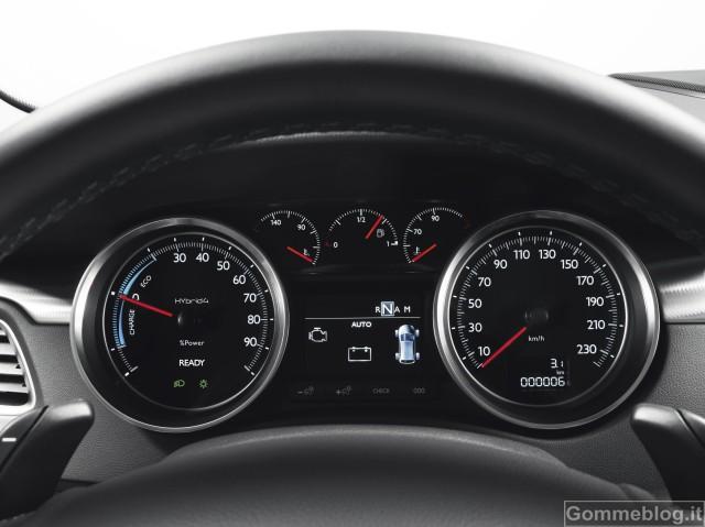 Peugeot 508 RXH 10
