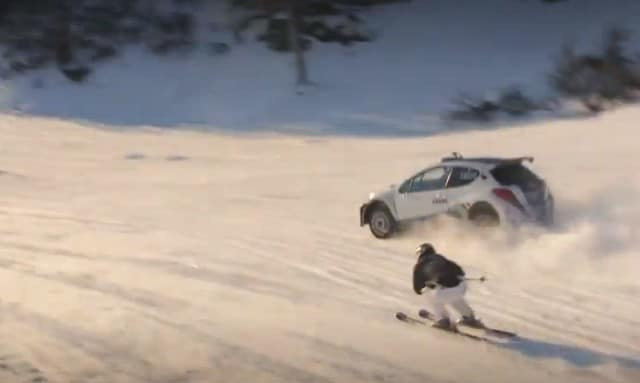 Peugeot Extreme Rally Experience sul monte Zoncolan [VIDEO]
