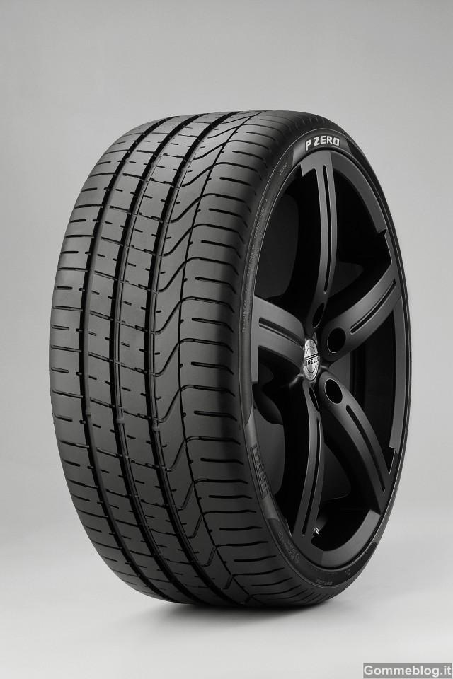 Pneumatici Pirelli al Salone di Ginevra 2012: dal Cinturato P1 alle gomme F1 4
