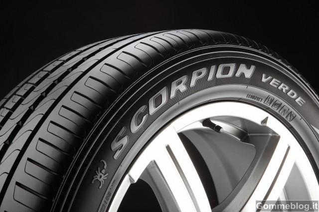Pneumatici Pirelli al Salone di Ginevra 2012: dal Cinturato P1 alle gomme F1 5