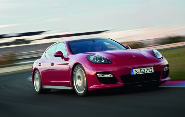 Porsche al Salone di Ginevra 2012: tra 911, Panamera GTS e .... 8