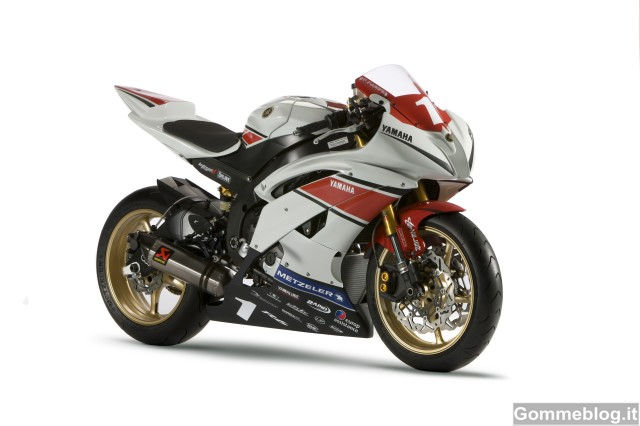 Yamaha R6 Cup: 1° round 2012 Mugello, 25 Marzo 5