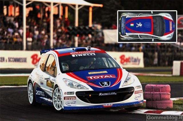 Rally de Il Ciocco 2012: Peugeot cerca il Poker