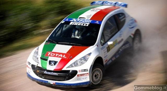 Rally del Ciocco 2012: scegli tu la livrea Peugeot