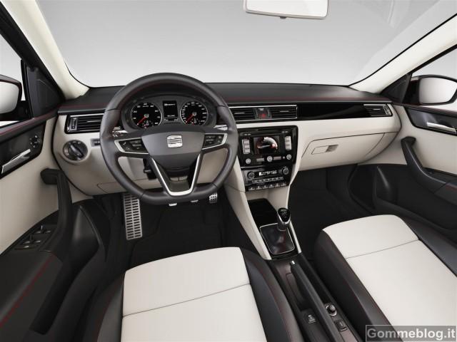 Seat Toledo Concept: design raffinato e dinamica sportiva 3